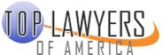 Top personal injury lawyers logo